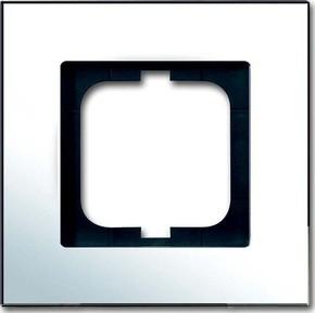Busch-Jaeger Abdeckrahmen 1-fach ch Rahmen chrom 1721-826-101