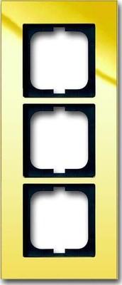 Busch-Jaeger Abdeckrahmen 3-fach ch Rahmen gold 1723-823-101