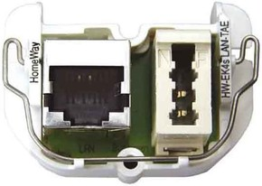 Homeway HW-EK4S LAN/TAE Modul LAN 100MBit/s HAXHSM-G0200-C042
