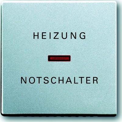 Busch-Jaeger Wippe alusi Heizung-Notschalter 1789 H-83