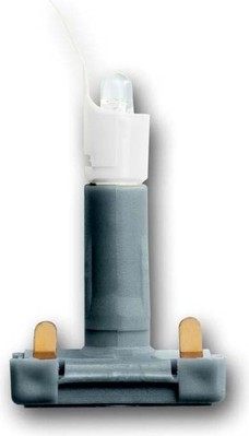 Busch-Jaeger LED Beleuchtungseinheit m.Sockel,2mA,LED weiß 8383-10