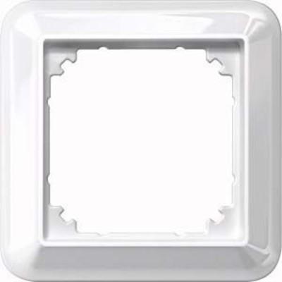 Merten Rahmen 1-fach polarweiß/ glänzend 388119