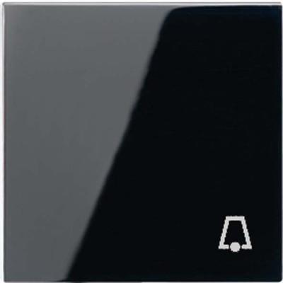 Jung Wippe Symbol KLINGEL schwarz für Taster A 590 K SW