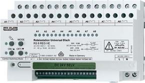 Jung Relaisstation 8-fach Universal RS 8 REGHE