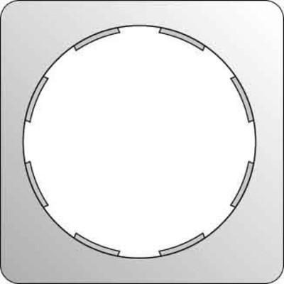 Zentralplatten für Steckdosen