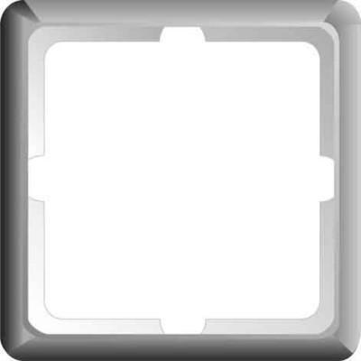 Elso Abdeckrahmen 1-fach Alueffekt 2041119