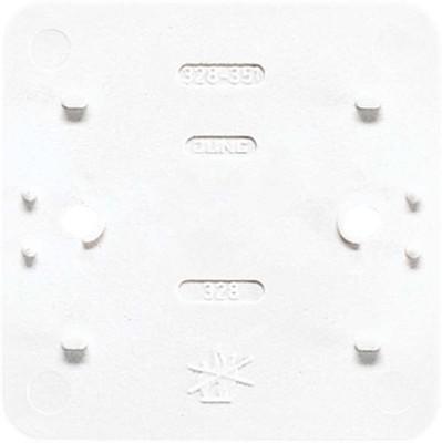 Bodenplatten für Aufputzgehäuse