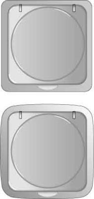 Elso Zentralplatte Schaltuhr anthrazitgrau 2072131