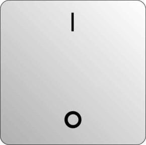 Elso Wippe Ausschalter 2-polig reinweiß 2132044