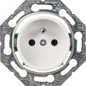 Elso UP-Steckdoseneinsatz MSK grün 225527