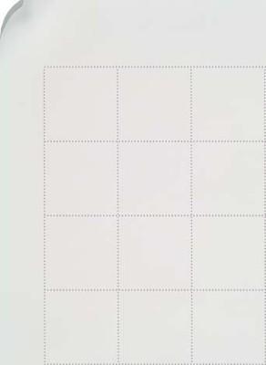 Elso Beschriftungsbogen Schriftfeld 50x50mm 979030