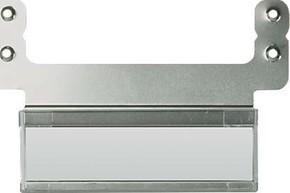 Elso Beschriftungsleiste Schriftfeld 12x52mm 979050