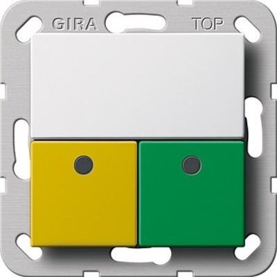 Gira Dienstzimmereinheit Notrufset System 55 291503