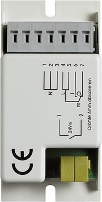 Gira Stromstoßrelais 2-pol. Rufsystem 834 296500
