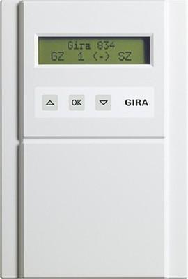 Gira Gruppenzentrale Rufsystem 834 297100