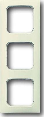 Busch-Jaeger Rahmen 3-fach weiß, f.Kanalabdeck. 2513-212K-102