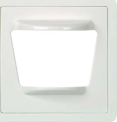 Elso Zentralplatte Candela 2,2m Edelstahleffekt 2270911