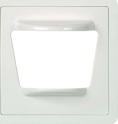 Elso Zentralplatte Candela 2,2m reinweiß 227094