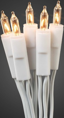 Hellum Minikette weiß/kl 833584