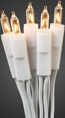 Hellum Minikette weiß/kl 835083