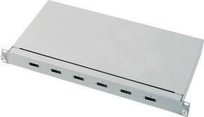 3M Telecommunications LWL-Spleissbox für 6SC-D SPP3-E-6CD
