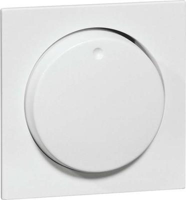 Peha Abdeckung schwarz für Dimmer D 20.810.192 HR