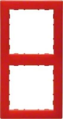 Hager Rahmen 2-f. rt WYR125