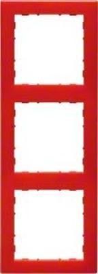 Hager Rahmen 3-f. rt WYR135