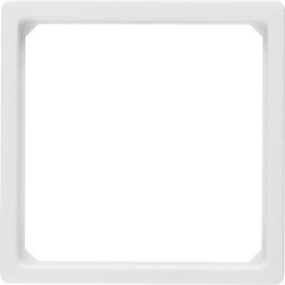 Berker Adapterring fuer Zentr.stu eck 50 x 50 mm 11096079