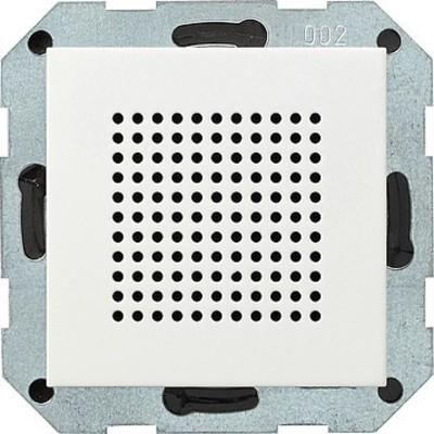 Gira Lautsprecher Unterputz RadSystem 55 reinweiß 228203
