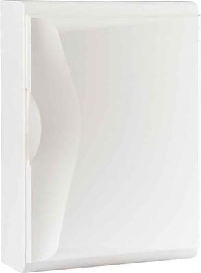 Eaton (Installation) AP-Kleinverteiler weiß,m.Tür m.Rückw. BC-A-2/26-TW-G
