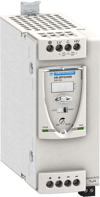 Schneider Electric Spannungsversorgung 5A 100-500V 24VDC ABL8RPS24050