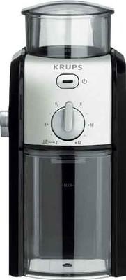 Krups Kaffee-Espresso-Mühle ProEdition G VX2 42 sw/chr