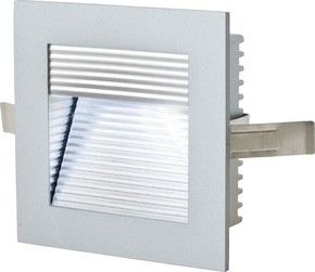 EVN Elektro LED Wandeinbauleuchte 1,2W LED kaltweiß P21 401