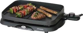 Steba Barbecue-Tischgrill beschichtet VG 90 compact sw