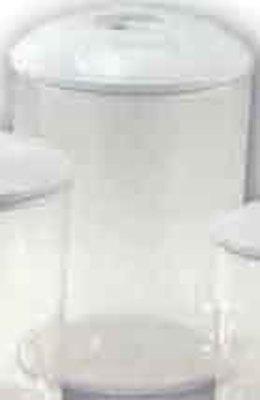 Rommelsbacher Klare Behälter rund 1,5L Zubehör Vakuumierer VCK 150