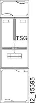 Siemens Indus.Sector A-ZS Schnellmontagebausatz H=900mm B1 1 Tsg. 8GS6001-7