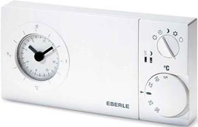 Eberle Controls Uhrenregler mit Wochenprogramm easy 3 SW