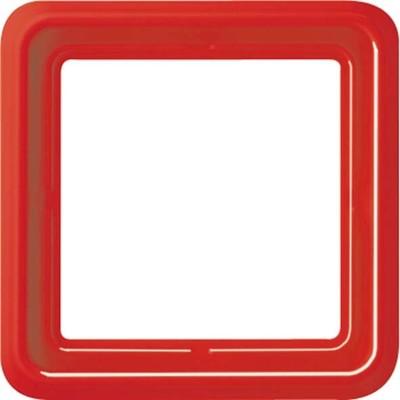 Jung Rahmen 1-fach ge waage/senkrecht CD 581 GL GE