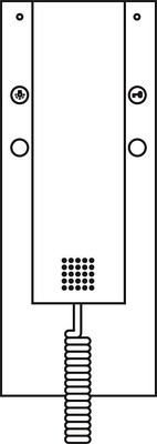 Siedle&Söhne Leiterplatte kpl. f.HTS 711-01 200019450-00