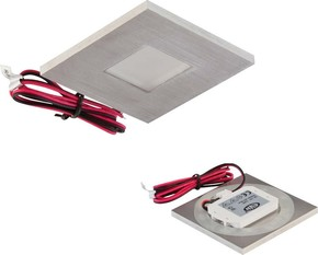 EVN Elektro LED Boden-/Wand-EB-Leuchte 12VDC 0,6W cw LQ 4601