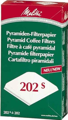 Melitta Haushaltsprod. Pyramidenfilter 202 S (VE100)