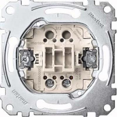 Merten Taster-Einsatz 1-pol.10A 250V MEG3050-0000