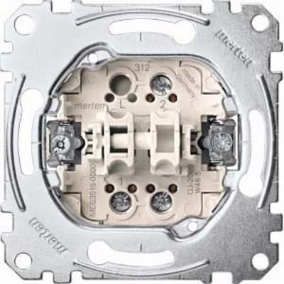 Merten Serienschalter-Einsatz 1-pol.16AX 250VAC MEG3515-0000