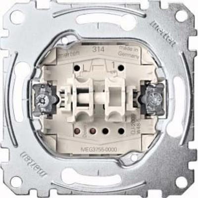 Merten Rollladentaster-Einsatz 1-pol.10A 250VAC MEG3755-0000