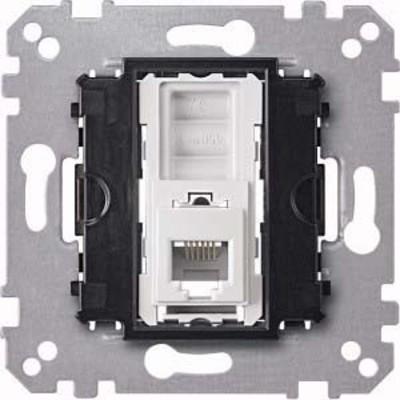 Merten Telefonsteckdosen-Einsatz RJ12 6-pol. MEG4216-0000