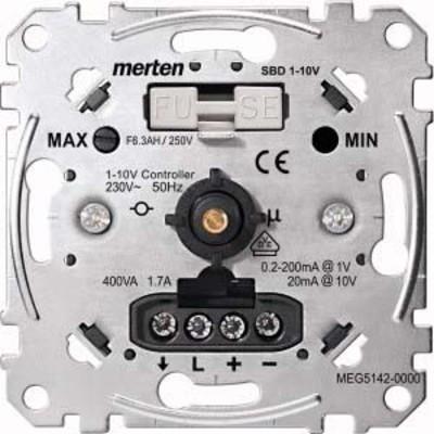Merten Elek.-Potentiometer-Eins. 1-10 V MEG5142-0000