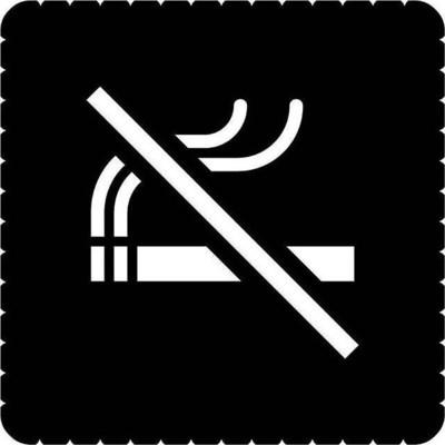 Busch-Jaeger Piktogramm Rauchen verbot. für 2068/14-xxx 2144/47-19