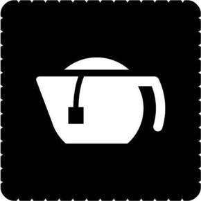 Busch-Jaeger Piktogramm Teeküche für 2068/14-xxx 2144/69-19