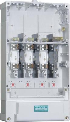 ABN Hausanschlusskasten NH2/1, 50-185qmm HK837C